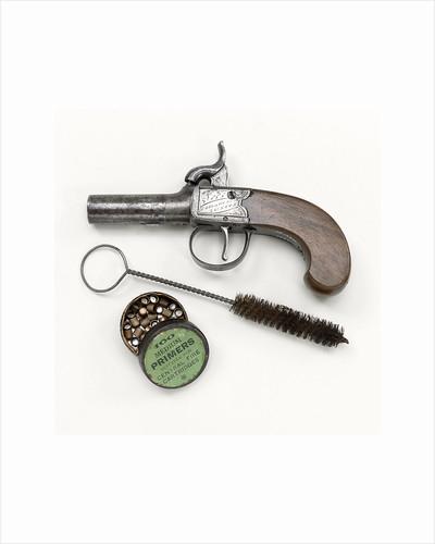 Pistol by J. Parkhouse