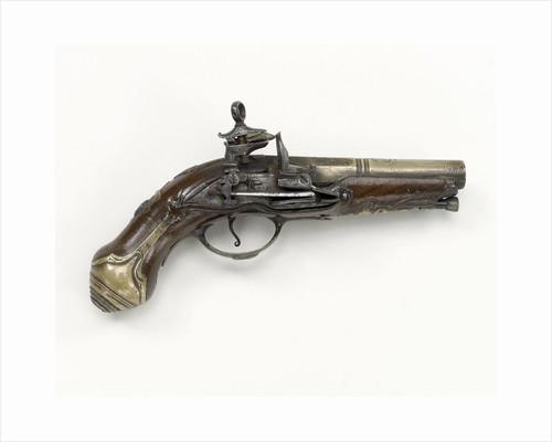 Spanish miquelet pistol by unknown