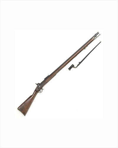 Percussion rifle-musket by Royal Small Arms Factory
