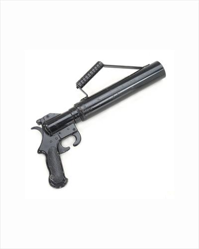 Line throwing gun by Kilgore Corporation
