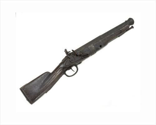 Boat gun by Manufacture Nationale de St Etienne
