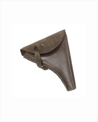 Naval issue holster made of leather by Rickmansworth Rickmansworth & Galley
