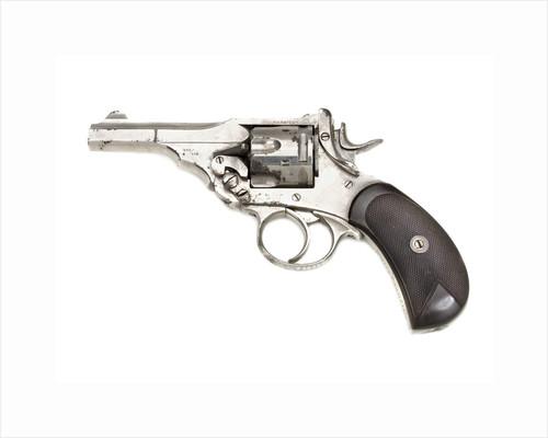 Webley Mark IV revolver by Webley