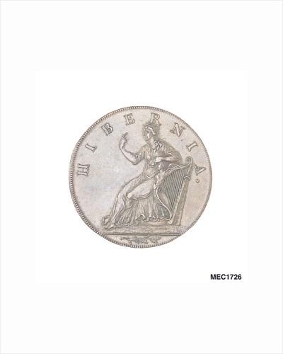 Cronebane halfpenny token by unknown