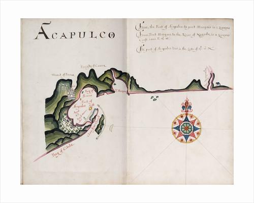 Acapulco by William Hack