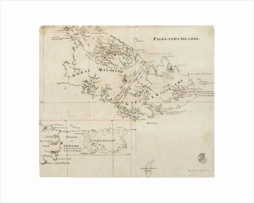 Falkland's Islands by Anonymous