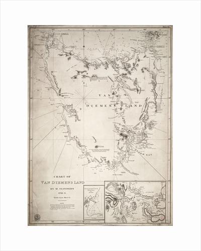 Chart of Van Diemens Land,  sheet VI by Matthew Flinders
