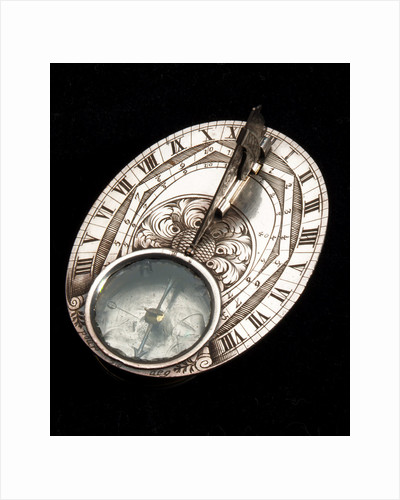 Butterfield dial for latitudes 35-45 north by Cremstorff