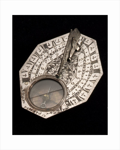 Butterfield dial by Nicolas Bion