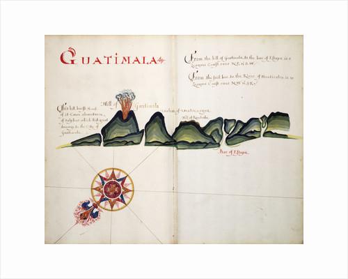 Guatimala by William Hack