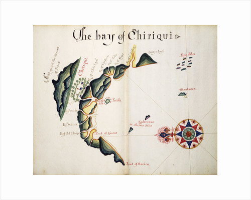 The Bay of Chiriqui by William Hack