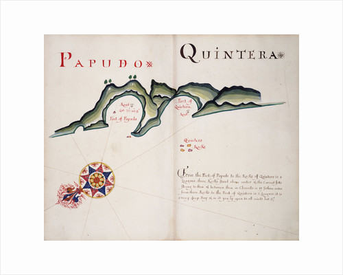 Papudo [and] Quintera by William Hack