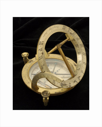 Equinoctial dial by John Dring