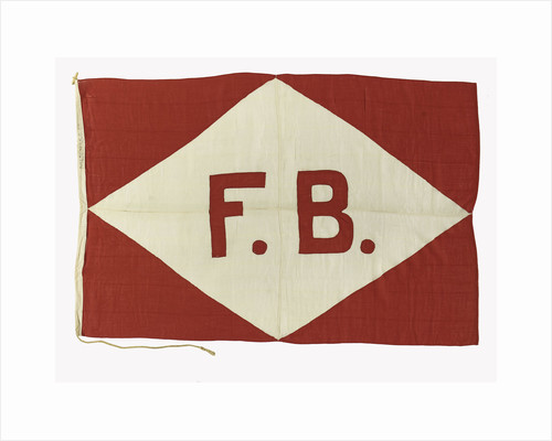 House flag, Bolton Steam Shipping Co. Ltd by unknown