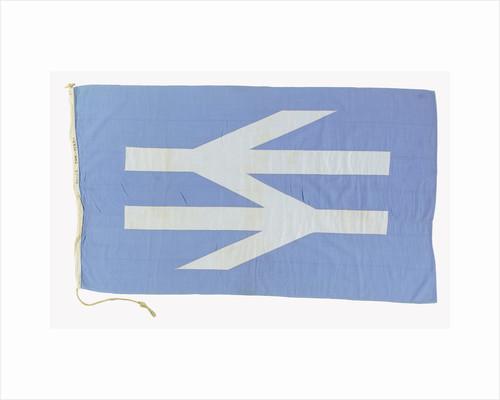 House flag, British Rail by Porter Bros Ltd.
