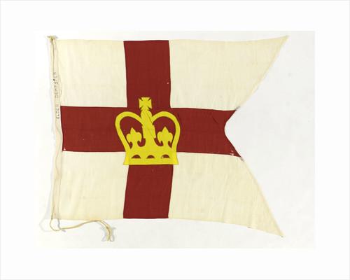 House flag, Elder Dempster & Co. Ltd by unknown