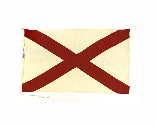 House flag, C. T. Bowring & Co. Ltd by unknown