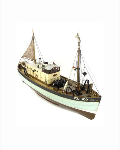 'Ocean Harvester', starboard by Graham Caird