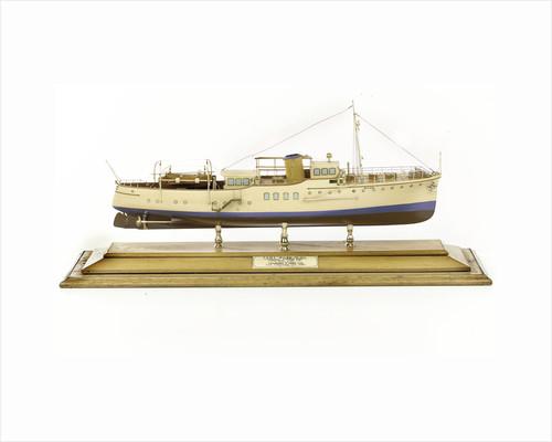'Wilna', starboard broadside by unknown