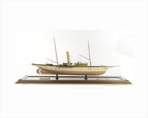 'Speedy', starboard broadside by unknown