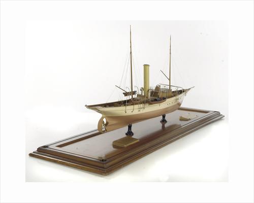 'Speedy', starboard stern quarter by unknown