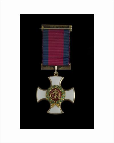 Distinguished Service Order 1938-1948, reverse by Garrard & Co.