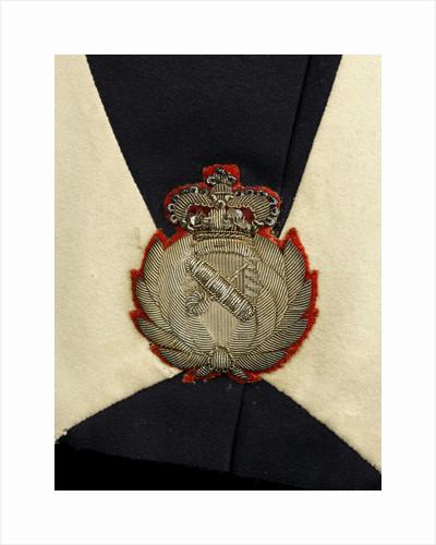 Full dress coat - tail badge, Civil court dress: 1837 by Boggett & Co.