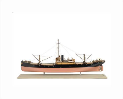 Standard D-type cargo ship, port broadside by S.P. Austin & Sons Ltd.