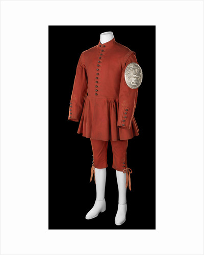 Doggett's coat by unknown