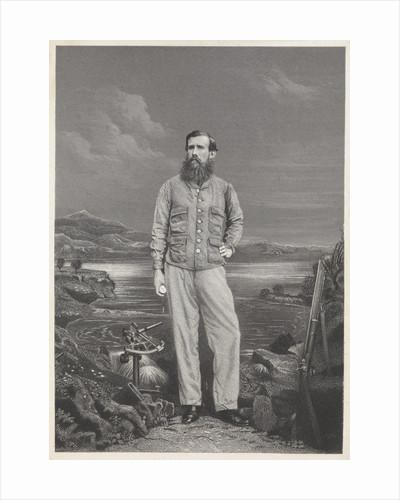 John Hanning Speke (1827-1864) by S. Hollyer