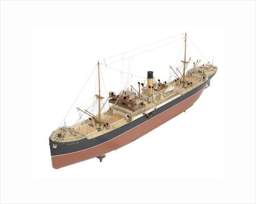 Cargo vessel 'Framlington Court' (1924) by unknown