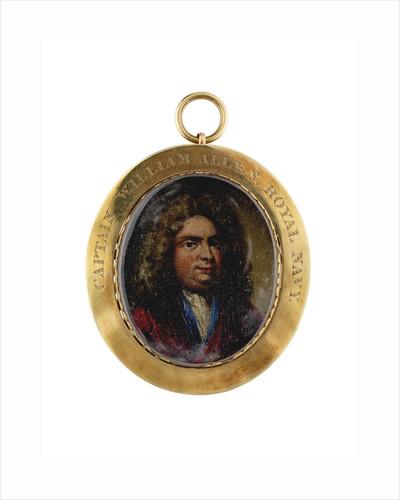 Captain William Allen (d.1696) by unknown