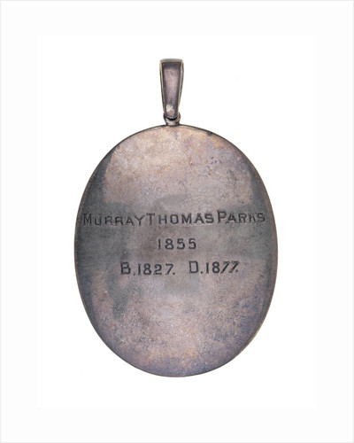 Commander Murray Thomas Parks (1827-1877) by unknown