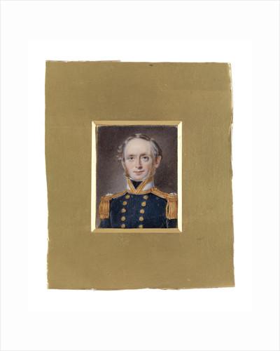 Lieutenant Henry Laird Cox (1809-1872) by William Egley