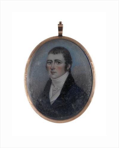 Captain John Whitfield Rutter (1773-1825) by Julia Bentham