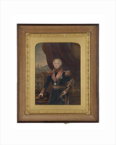 Admiral of the Fleet Sir John West GCB (1774-1862) by William Hudson