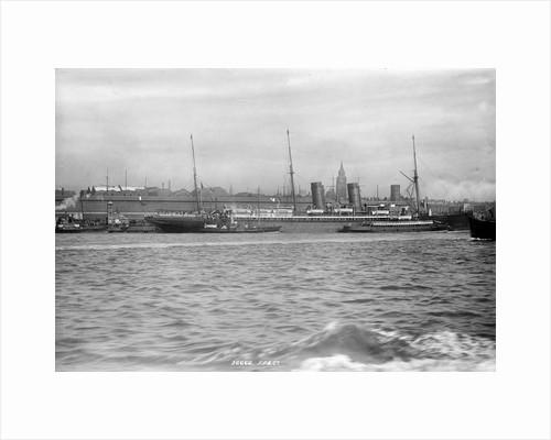 Passenger liner 'Etruria' (Br, 1884), Cunard S S Co Ltd by National Maritime Museum