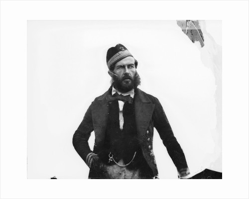 Captain Edward Augustus Inglefield (1820-94) by Edward Augustus Inglefield