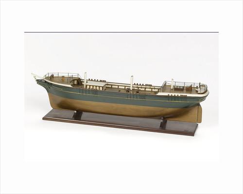 'J D Henwood', port stern quarter by E. Tarry Adams
