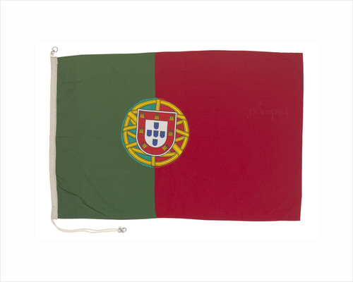 National flag of Portugal (after 1911) by Rudolph Equitz & Co