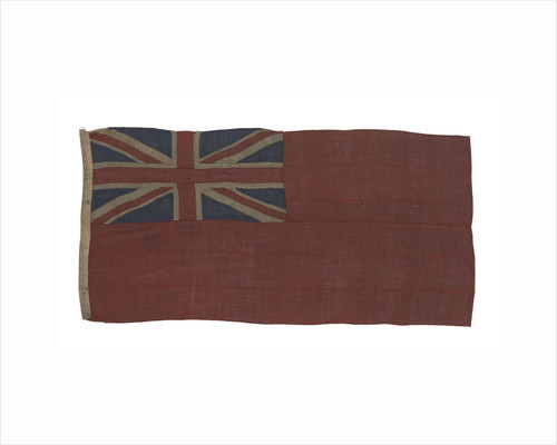 Red Ensign by unknown