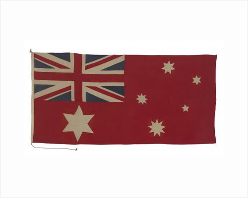 Australian Merchant ensign (1901 pattern) by unknown