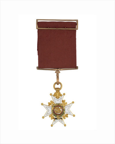 Badge: Order of the Bath,  3rd class (military) by I.N.