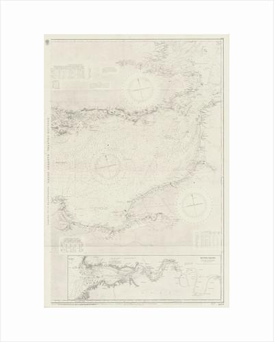 English Channel: Eastern Sheet by unknown