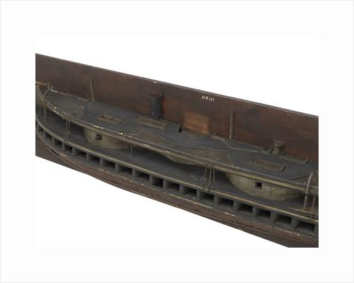 HMS 'Monarch' (1868) by unknown