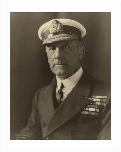Admiral Sir John Jellicoe (1859-1936) by unknown