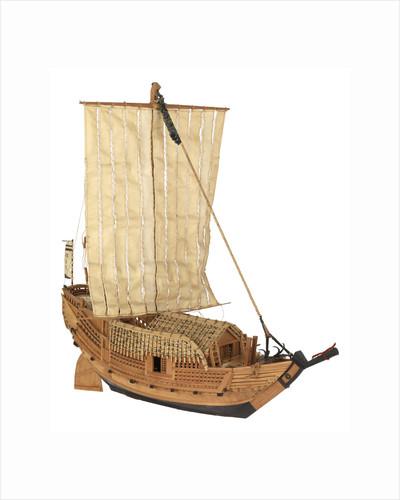 Cargo vessel; Cargo boat by unknown