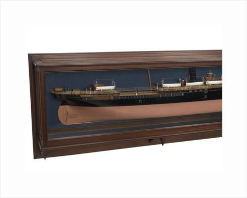 'Lightening' (1891); Passenger/cargo vessel by unknown