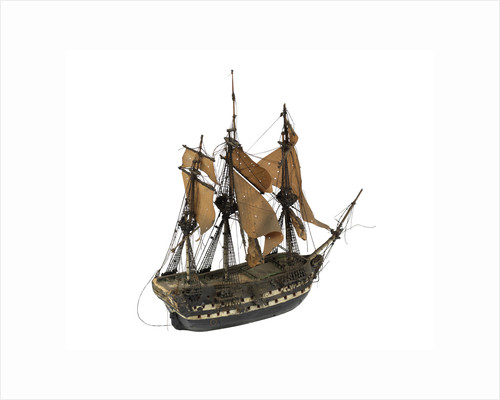 Warship by William Haines