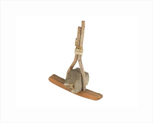 Equipment model; Anchor model; Half killick by unknown
